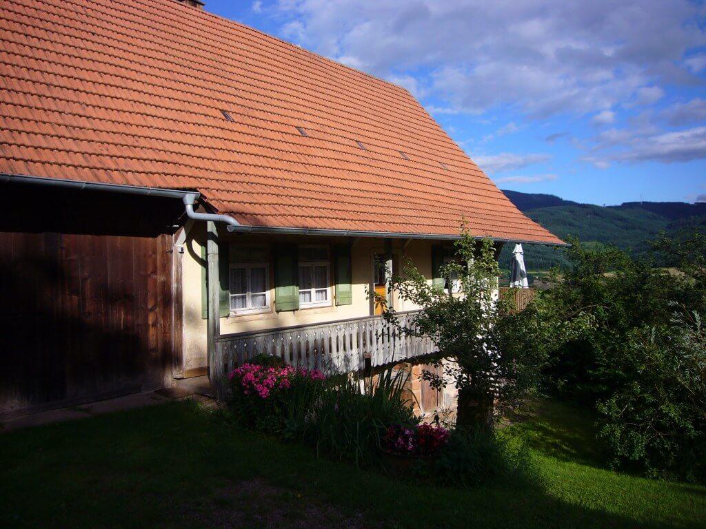 Haus Eck Ferienhaus In Zell Am Harmersbach Im Schwarzwald